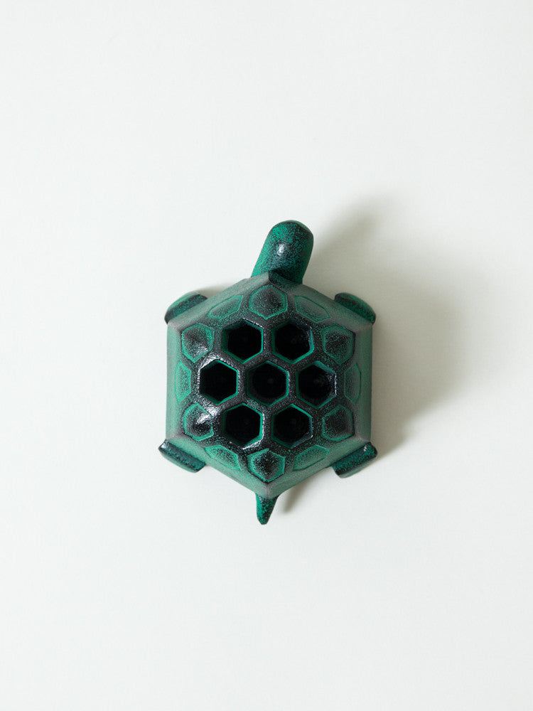Turtle Incense Holder - rikumo japan made