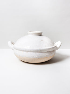 Nagatani-en Donabe with Steamer - Large