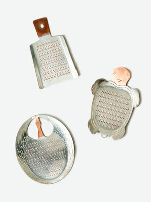 Oroshigane Copper Grater - rikumo japan made