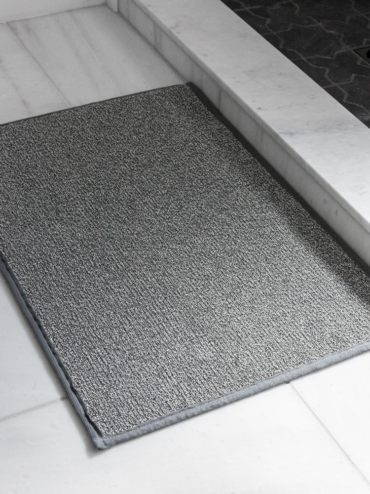 Sasawashi Bath Mat - Grey
