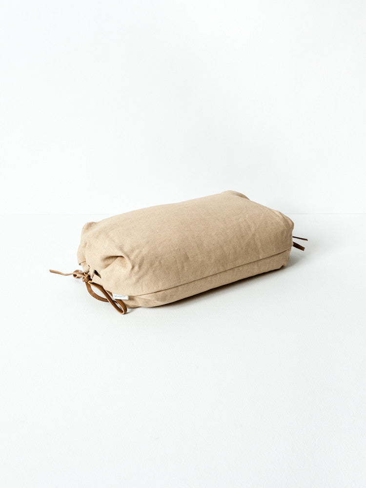Sasawashi Buckwheat Lounging Pillow - rikumo japan made