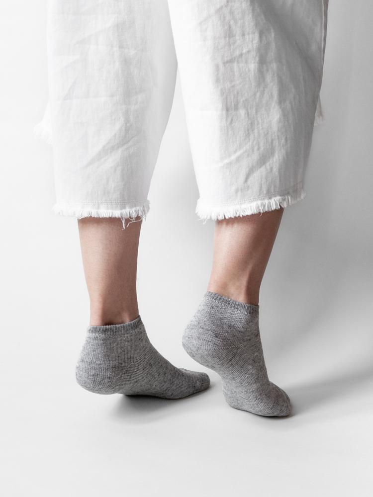 Sasawashi Sneaker Socks - rikumo japan made