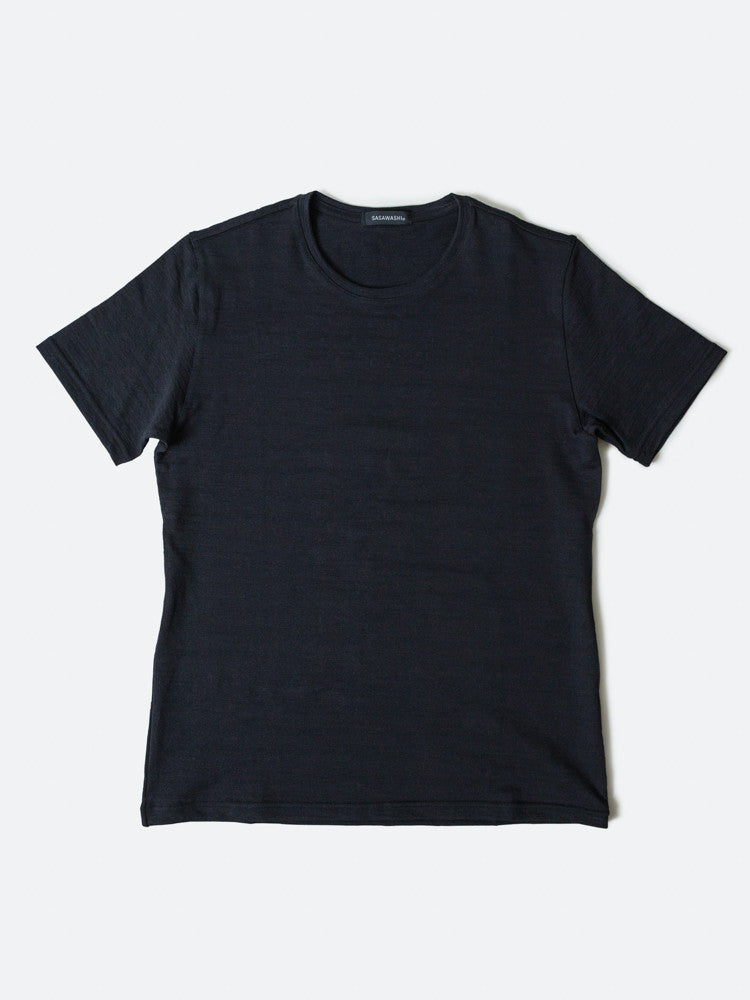 Sasawashi T-Shirt - rikumo japan made