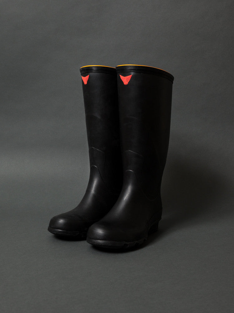 Irodori Natural Rubber Rain Boots - rikumo japan made