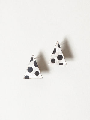 Monochrome Earrings