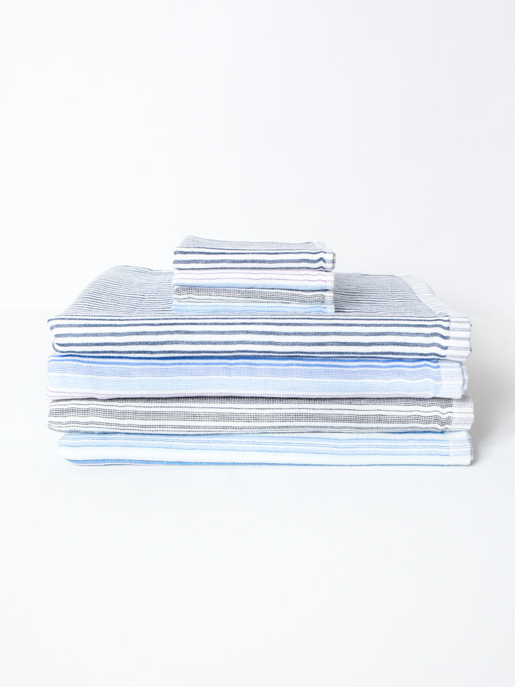 Shirt Stripe Towel - rikumo japan made