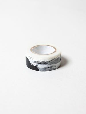 Washi Tape - Island Wave