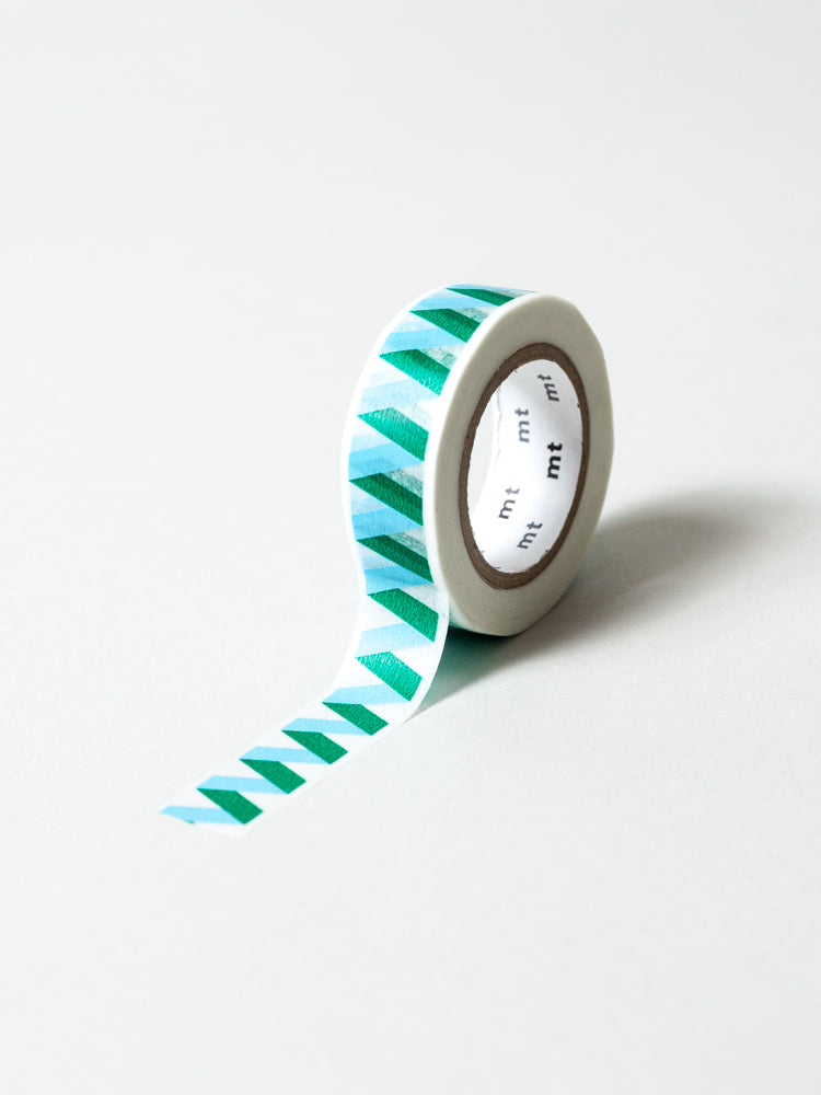 MT Washi Tape - Rickrack Blue