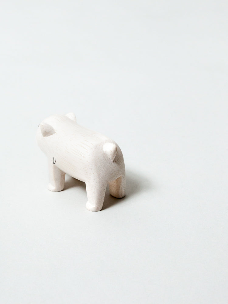 Wooden Animal - Bulldog