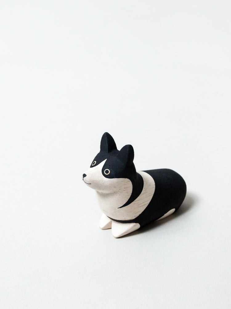 Wooden Animal - Corgi