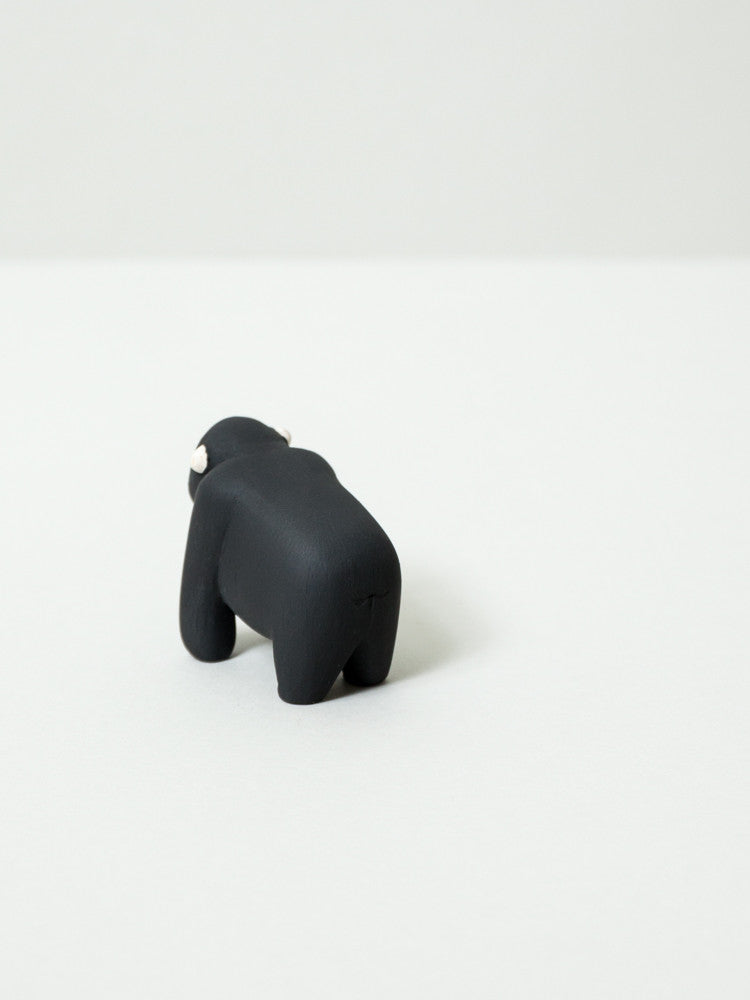 Wooden Animal - Gorilla - rikumo japan made