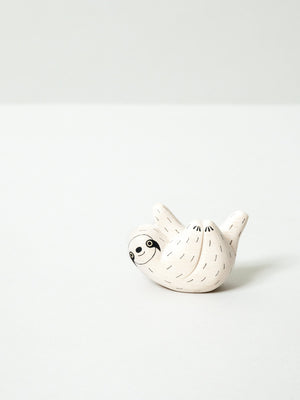 Wooden Animal - Sloth - rikumo japan made