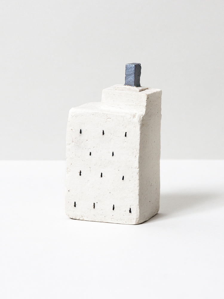 Ceramic Skyline Bud Vase - No. 3