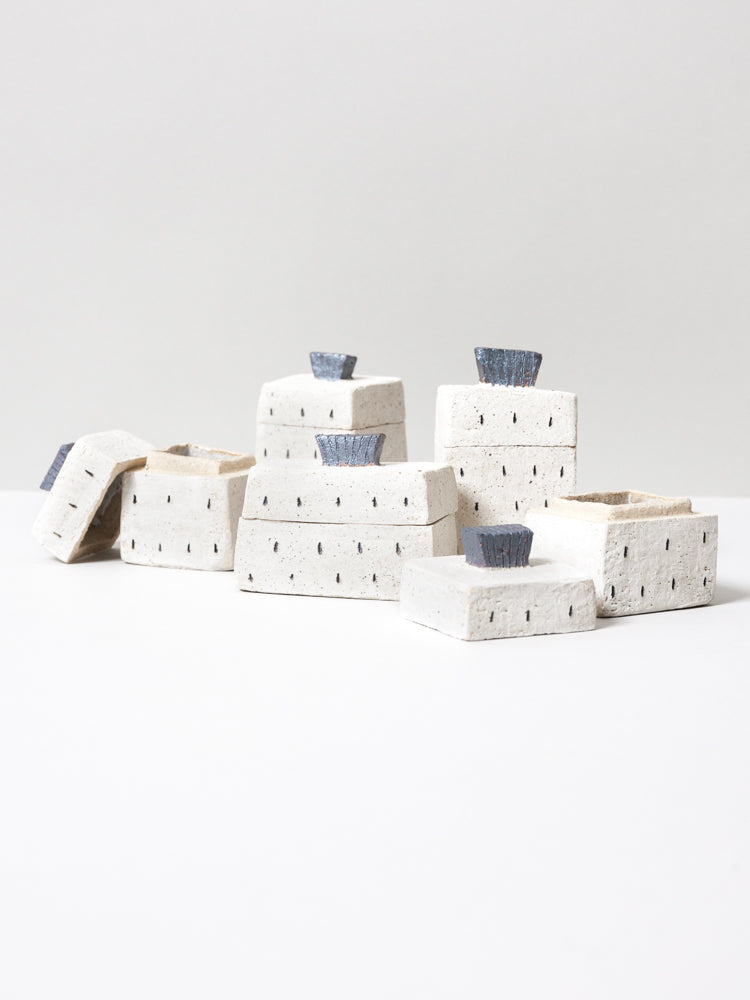 Ceramic Skyline Vessel - No. 4
