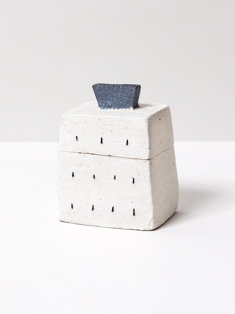 Ceramic Skyline Vessel - No. 2