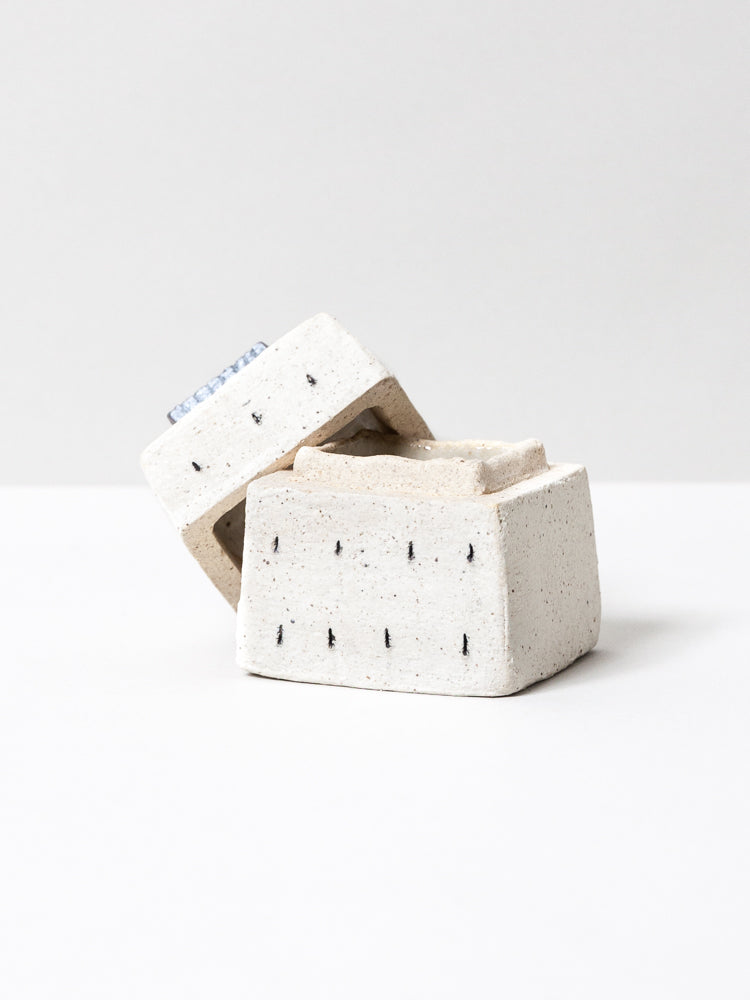 Ceramic Skyline Vessel - No. 8