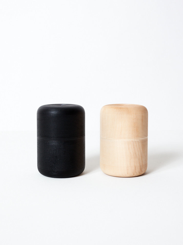 Karmi Tea Canister - Tawara - rikumo japan made