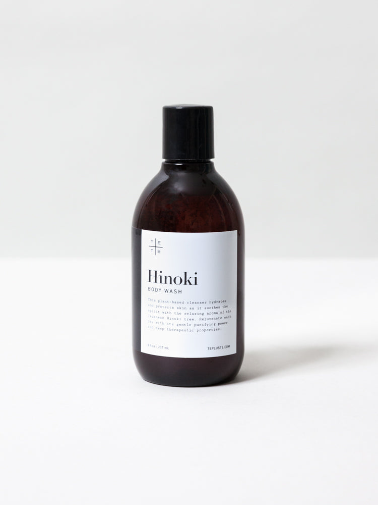 Hinoki Body Wash