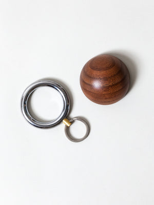 Timbre WAKKA Key Holder, Walnut