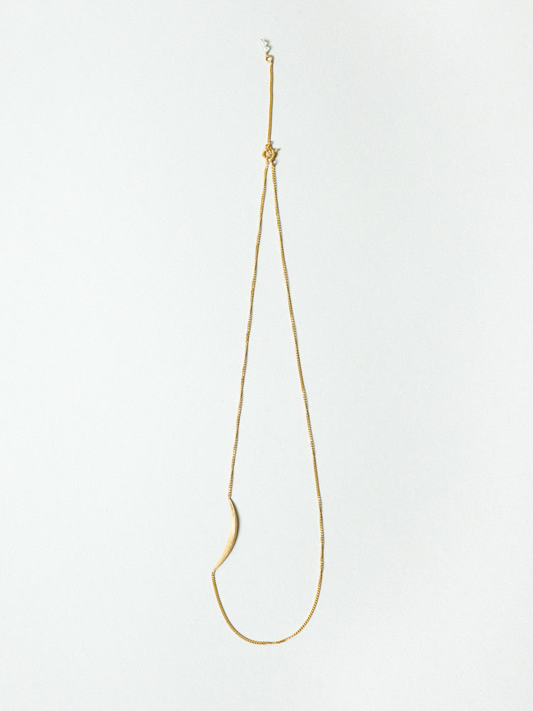 Tomoka Necklace - Crescent I
