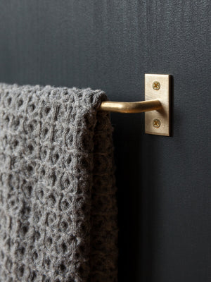 Metal Towel Bar - rikumo japan made
