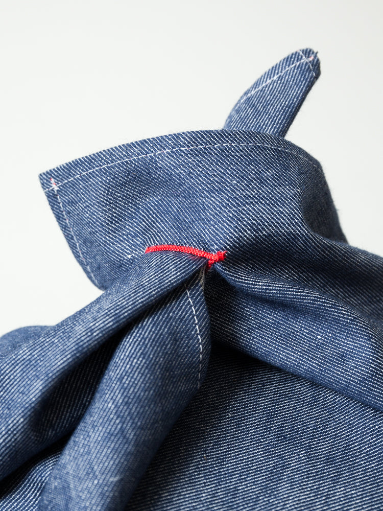 Furoshiki Cloth - Denim - rikumo japan made