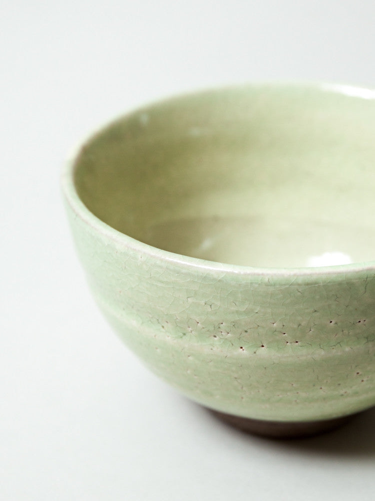 Kohiki Matcha Bowl - rikumo japan made