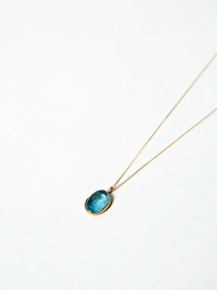 Yasuhide Pendant Necklace - rikumo japan made