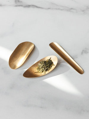 Yuta Brass Scoop - Plane