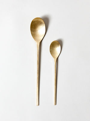 Yuta Brass Spoon - Primitive
