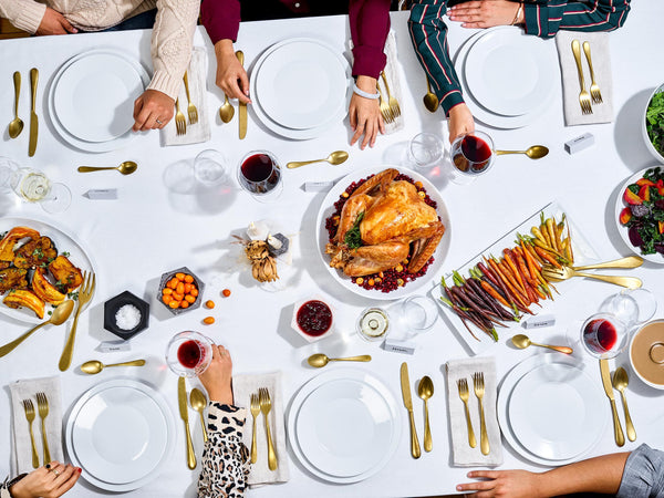 Family Style: Set The Holiday Table