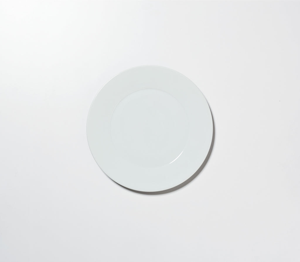 A & White Salad Plates - 9 Inch Plate (Set of 4) | Snowe