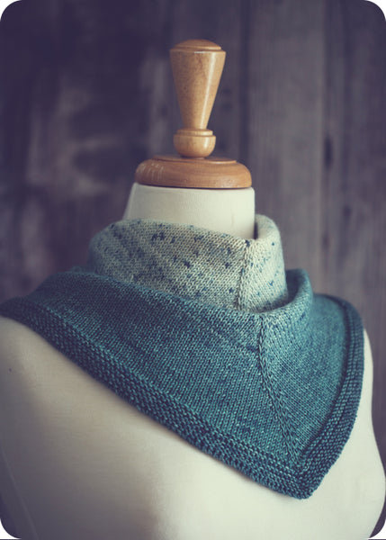 The Escarpment Cowl - Free Pattern