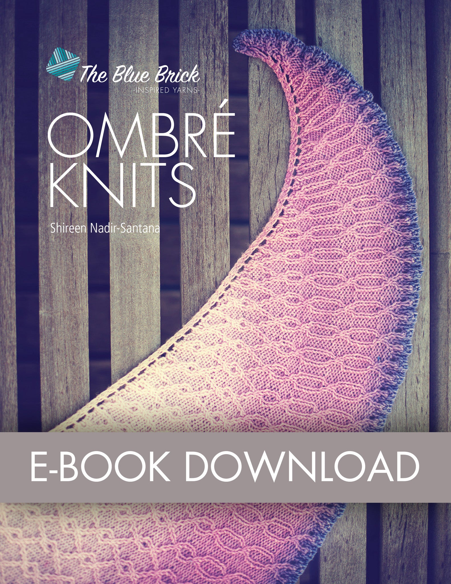 Knitting with gradient yarn E-Book
