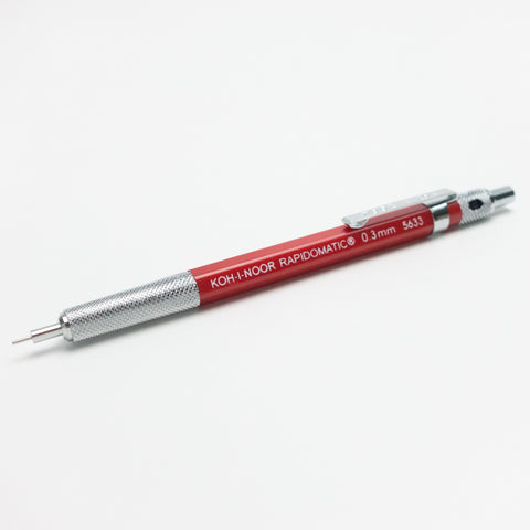 Deadstock Koh-I-Noor Rapidomatic Pencil - 0.3mm