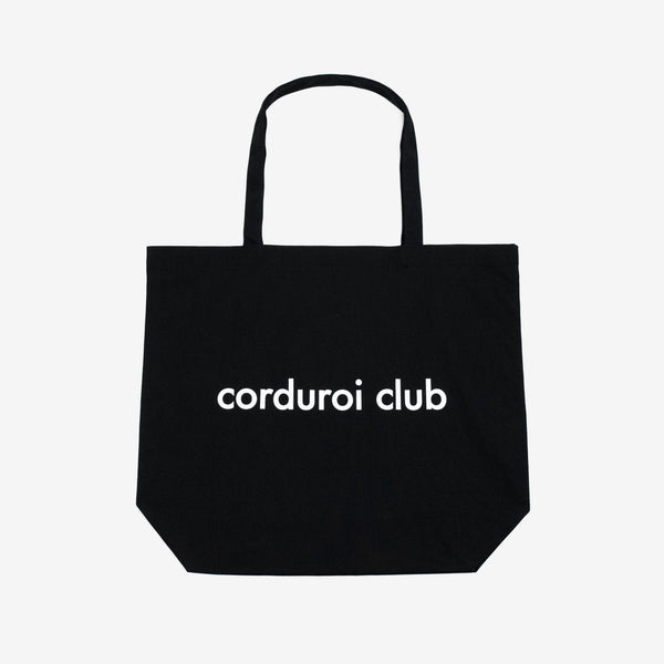 Logo Tote Bag - Black