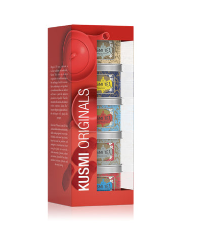 Assortiment  KUSMI Originals Tea cadeau