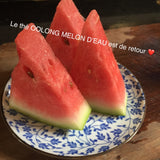 Oolong Melon d'eau Watermelon