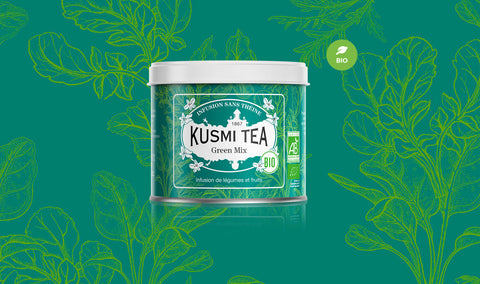 Green Mix - KUSMI Tea