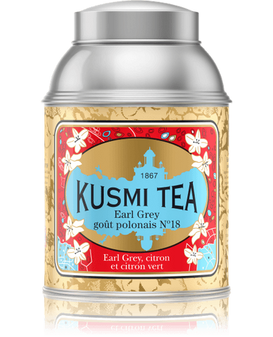 Earl Grey Goût Polonais No 18 Kusmi Tea