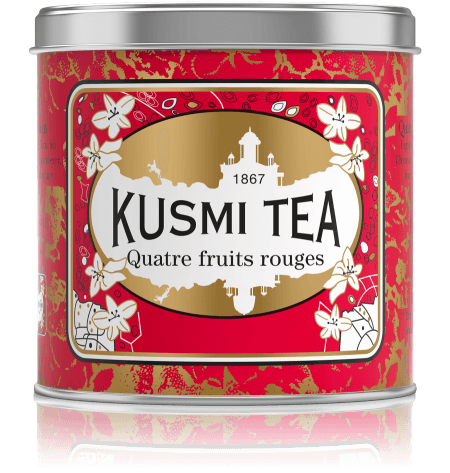 Quatre fruits rouges Kusmi Tea