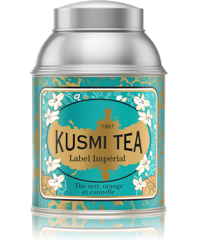 Label Imperial Kusmi Tea