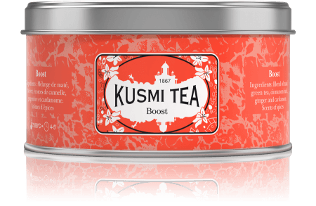 Boost  Kusmi Tea Chai