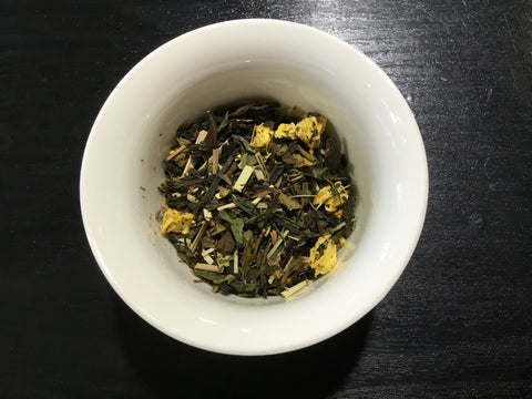 White Angel - l'Ange blanc white tea