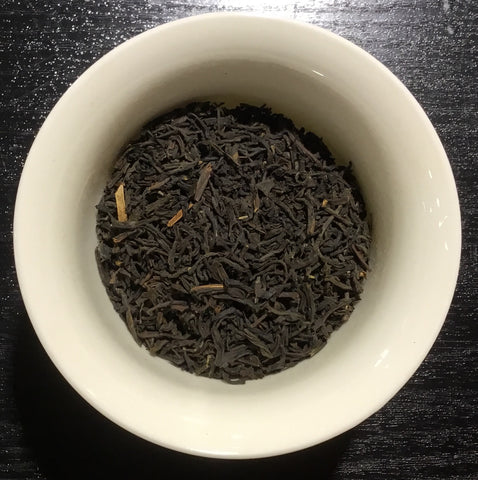 Assam Blend FBOP organic black tea - thé noir bio