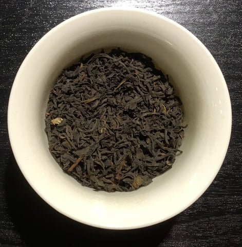 English Breakfast black tea - thé noir