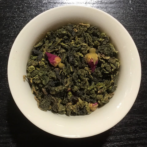 Oolong Rose