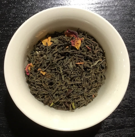 Framboise Artique thé noir - Arctic Rasberry black tea