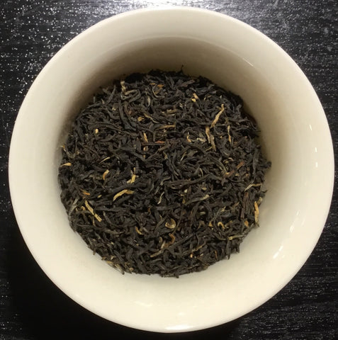Gingia black tea - thé noir