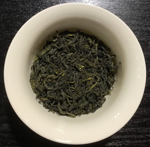 Organic green tea Peacock #1 - Thé vert Peacock #1 Bio